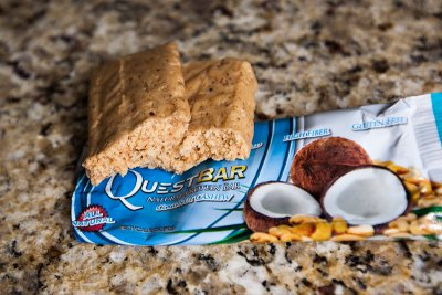 Natural Protein Bar, Coconut Cashew
