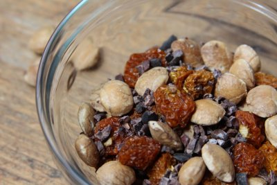 Power Up, All Natural, Trail Mix