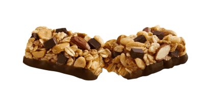 Roasted Nut Crunch Bars, Almond Crunch
