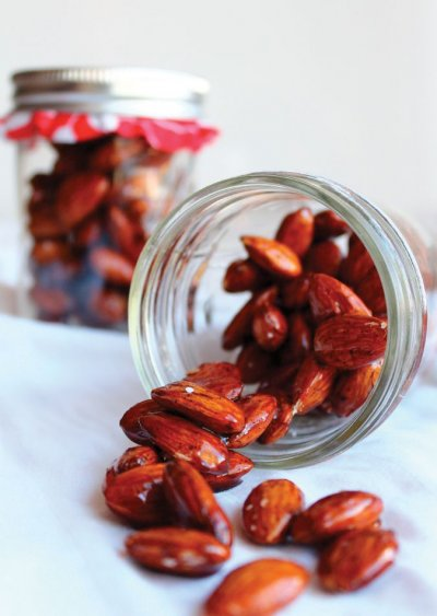 Almonds, Honey Roasted Vanilla