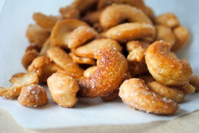 Cashews, Honey Roasted