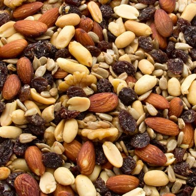 Unsalted Trail Mix