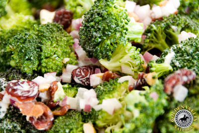 Broccoli Bacon Salad