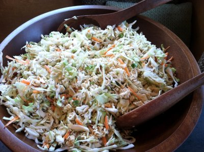 Cole Slaw Salad, Side