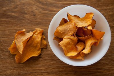 Barbeque Kettle Cooked Sweet Potato Chips