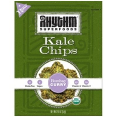 Kale Chips, Bombay Curry