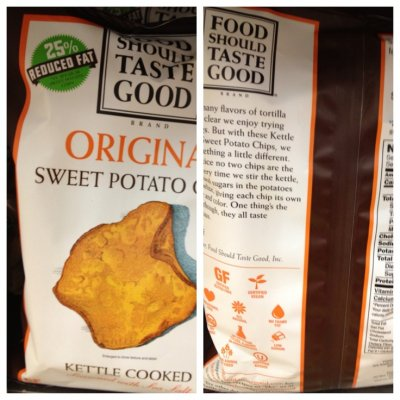 Original Kettle Cooked Sweet Potato Chips