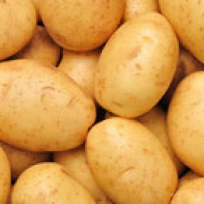 Red Skin Golden Potatoes