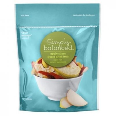 Cinnamon Apple Slices Freeze Dried Fruit