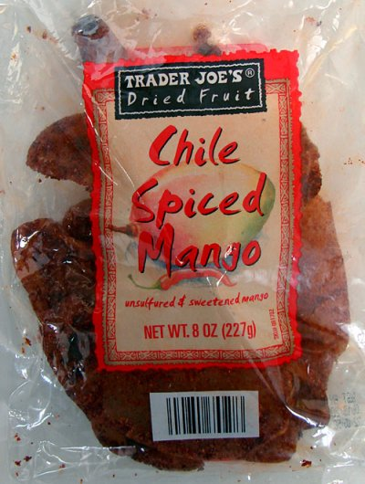 Dried Fruit, Chile Spiced Mango