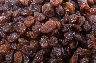Thompson Seedless Organic Raisins