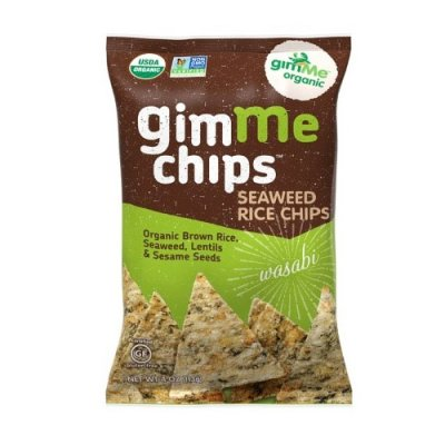 Gimme Chips, Seaweed Rice Chips