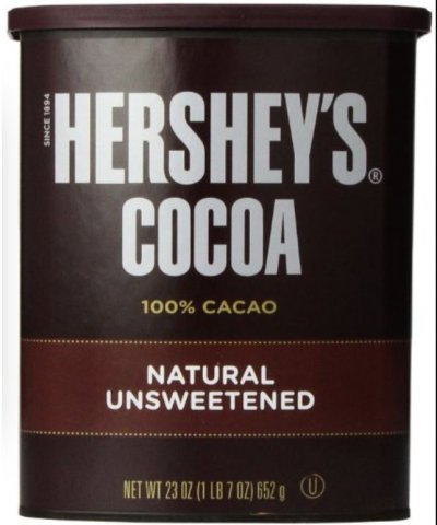 100% Cocoa, Natural Unsweetened