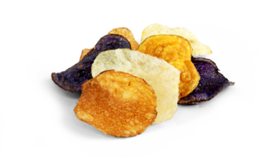 Kettle Cooked Potato Chips, Gourmet Medley