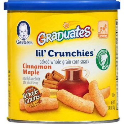 Lil' Crunchies, Cinnamon Maple