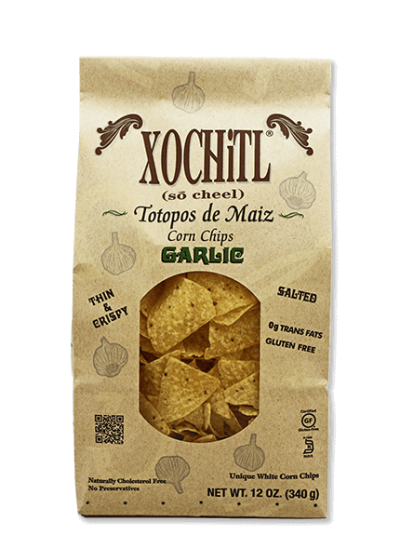 Authentic Corn Tortilla Chips