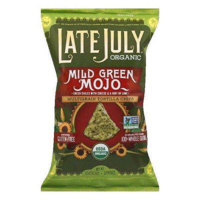 Organic Multigrain Tortilla Chips