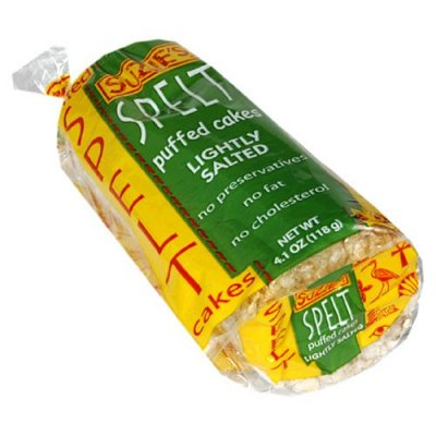 Rice Cakes, Organic Lightly Salted Fat Free