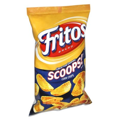 Scoops Corn Chips