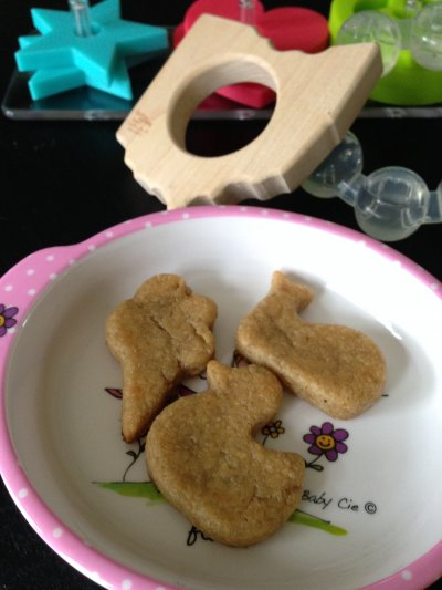 Teething Biscuits, Wheat