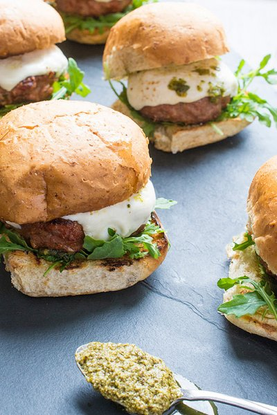 Turk'y Burger, Meatless and Soy-Free
