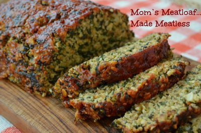 Vegetarian Classic Meatloaf