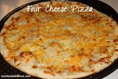 Cheese,Four Cheese Pizza-Style Blend Fancy Shredded