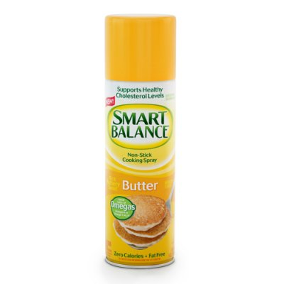 Cooking Spray, Butter