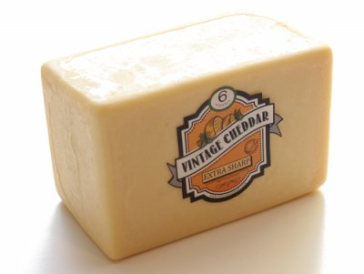 Extra-Sharp Cheddar Cheese