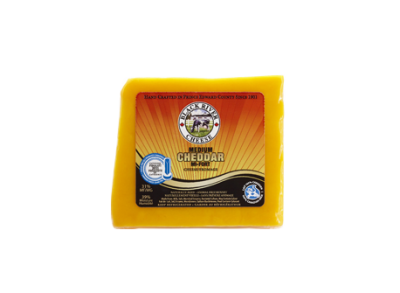 Mild Cheddar Cheese Made With Real Milk