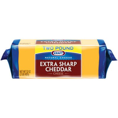 Natural Cheese, Extra Sharp Cheddar