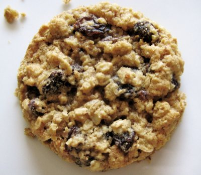 Oatmeal Raisin Soft Baked Cookies