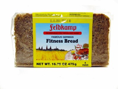 Bread, Fitness