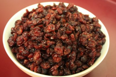 Dried Cranberries, Cranberry Coast