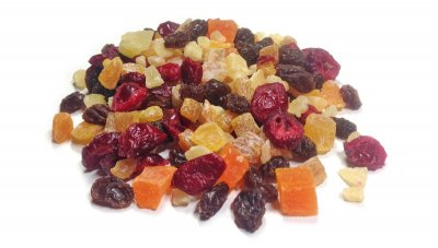 Dried Fruit Medley, Real Fruit
