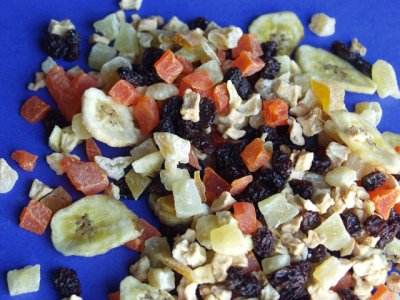 Tropical Mix Dried Fruits