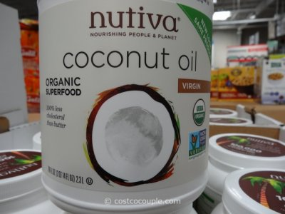 Coconut Oil, Refined, Organic
