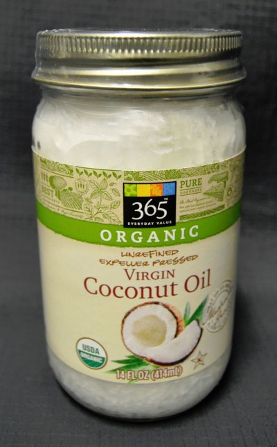 Organic Expeller Pressed Virgin Coconut Oil