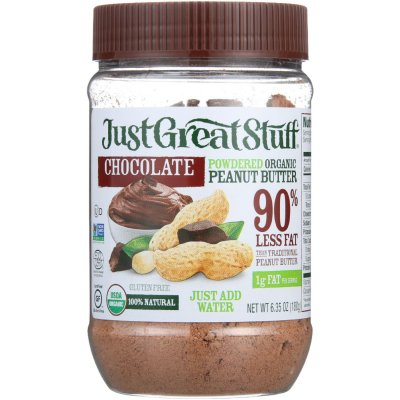 Organic Powdered Chocolate Peanut Butter