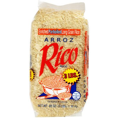 Parboiled Rice, Enriched Long Grain