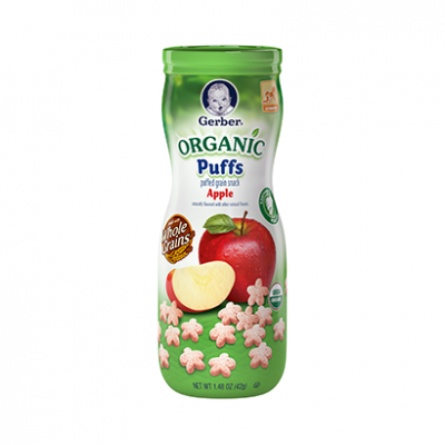Organic Red Berries Yogurt Snacks