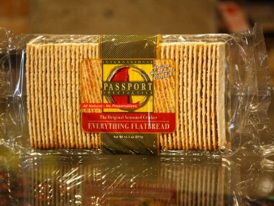 Cracker, Everything Flatbread