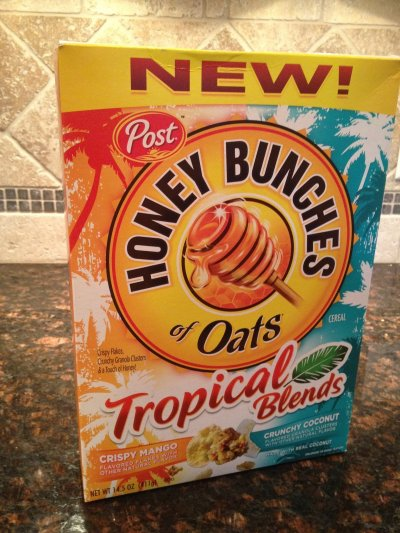 Honey Bunches Of Oats, Breakfast Bisuits, Honey Roasted