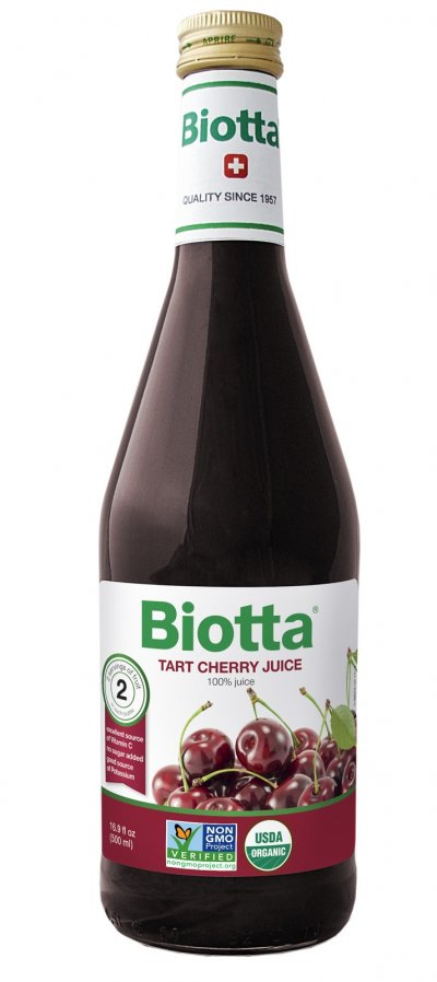 100% Juice, Tart Cherry, Organic