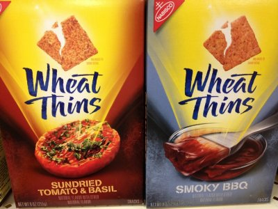 Wheat Thins Spicy Buffalo