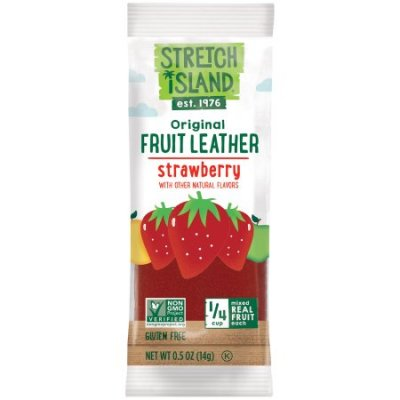 All Natural Fruit Strips - Summer Strawberry