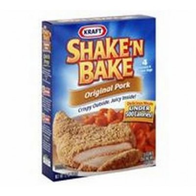 Shake'N Bake Sesoned Panko SeasonedCoating Mix