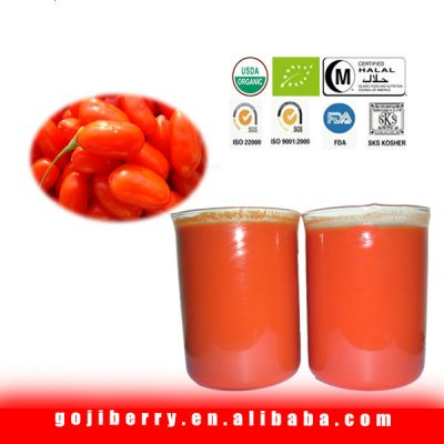 Vegetable Juice,Organic From Concentrate