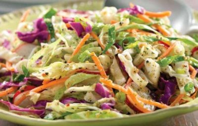 Cole Slaw, Old Fashioned