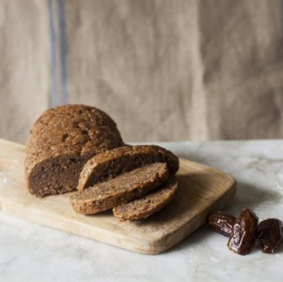 100% Sprouted Whole Grain Manna Bread, Cinnamon Date